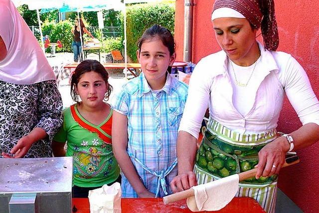 Interkulturelle Woche mit fünf Terminen