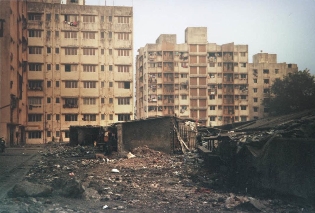 Trostlose Sozialwohnungen  | Foto: Wolter