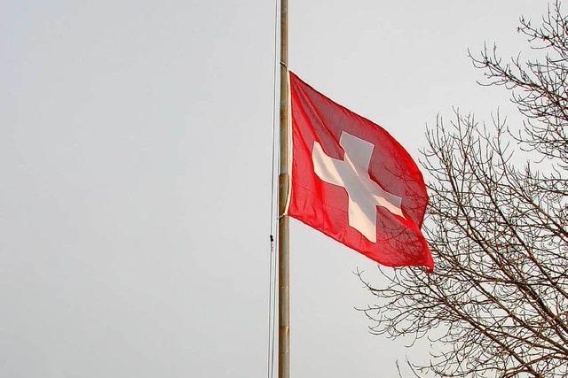 Schweiz trauert mit Deutschland