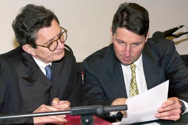 Anwälte stellen Strafanzeige wegen Friedl-Abfindung