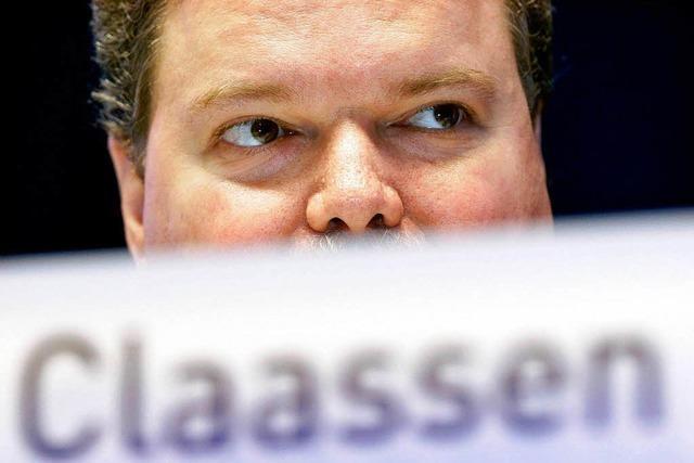 Claassen klagt gegen EnBW