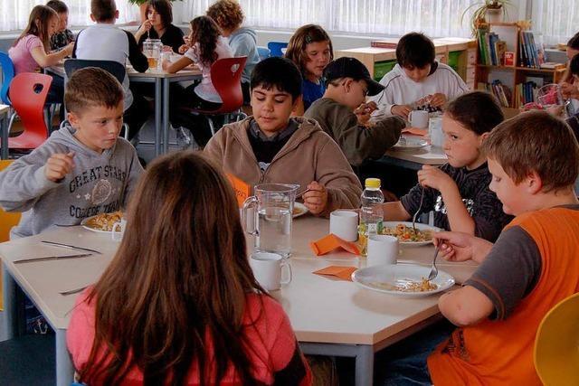 Mittagessen für alle
