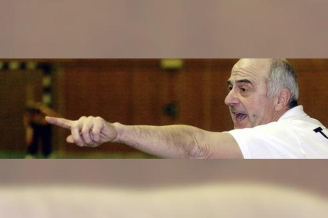 Holger Goldenfels wird Lahrer Trainer