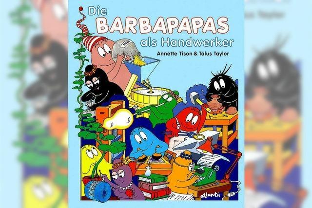 BUCHTIPP: Die bunten Barbapapas