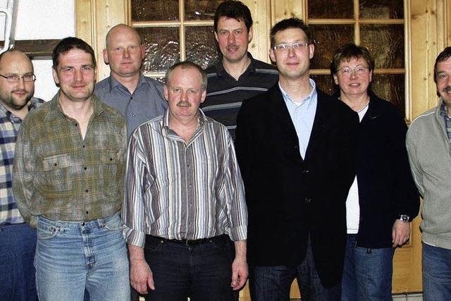 CDU nominiert acht Kandidaten