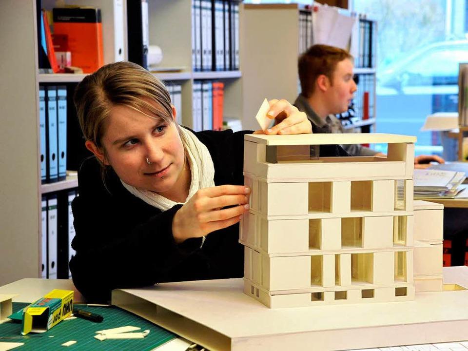 Das Architektenbüro Carré ist unter den besten fünf beim Jobmotor 2008.  | Foto: Thomas Kunz