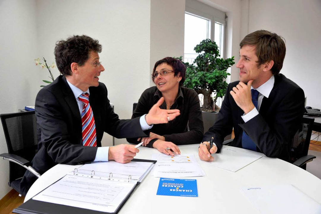In Personalfragen gut beraten bei Kienbaum.  | Foto: Thomas Kunz