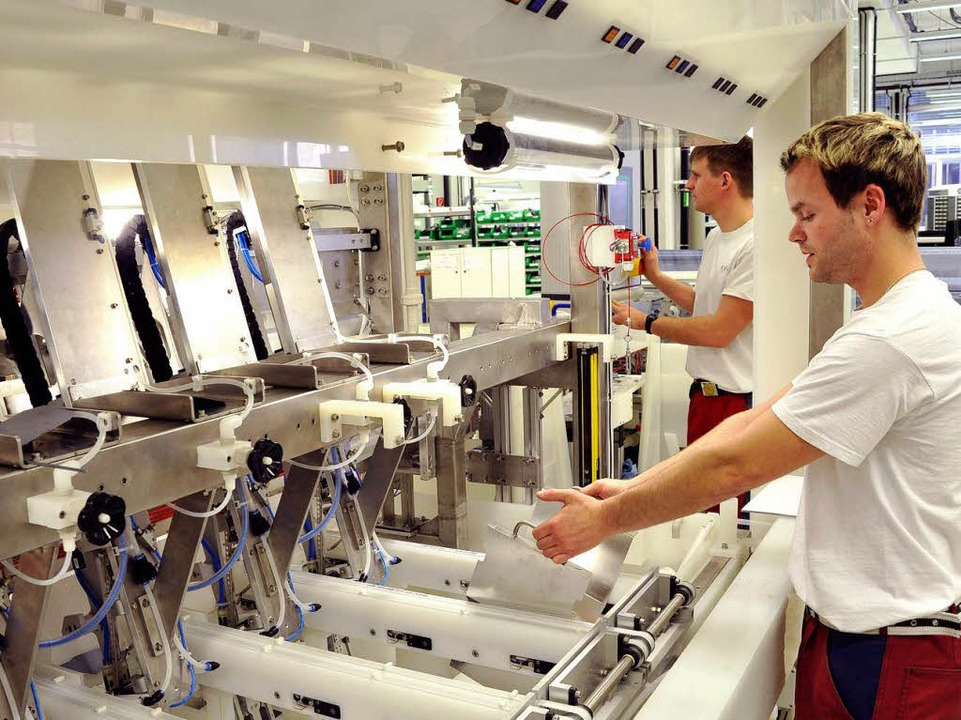 Die Rena GmbH aus Gütenbach hat mal wieder abgeräumt.  | Foto: Thomas Kunz