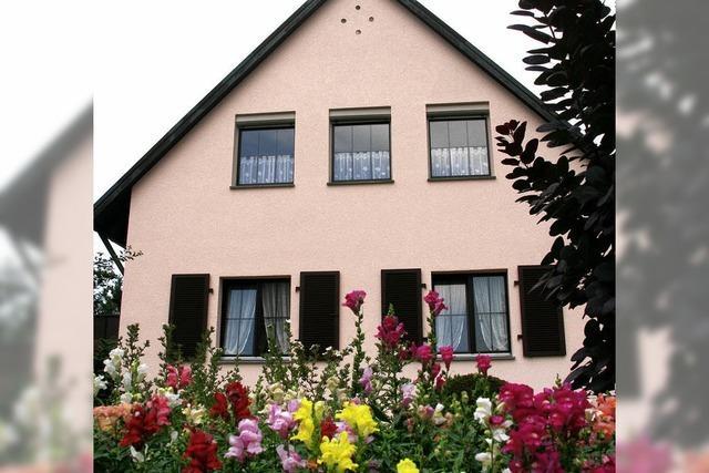 Wer hat das schönste Zuhause?