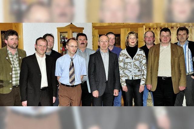Spontan auf die CDU-Liste