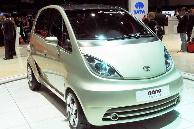 Das billigste Auto der Welt wird vorgestellt