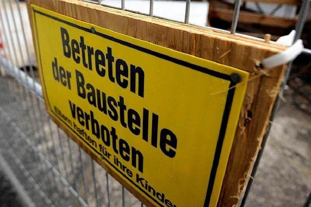 Probleme an Kölner Baustelle bereits im Herbst