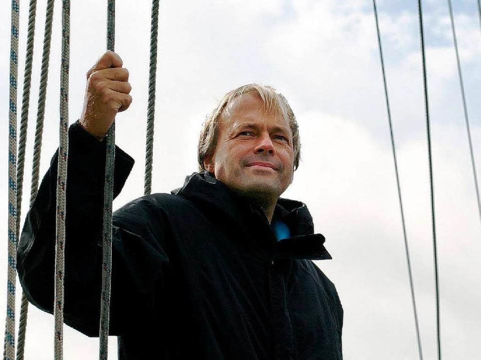 Ahoi – Thomas Hengelbrock wird Chefdirigent beim Hamburger NDR.    Foto: krieg/büro für internationale kulturprojekte