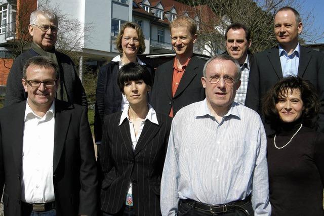 SPD mit neuen Gesichtern