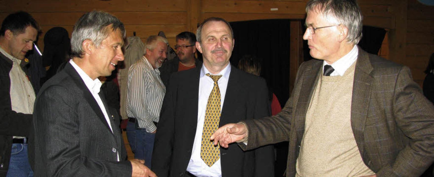 Das Hägelberger Nahwärmeprojekt kommt ...r Waldschänke  ihre Unterstützung zu.   | Foto: Dietrich