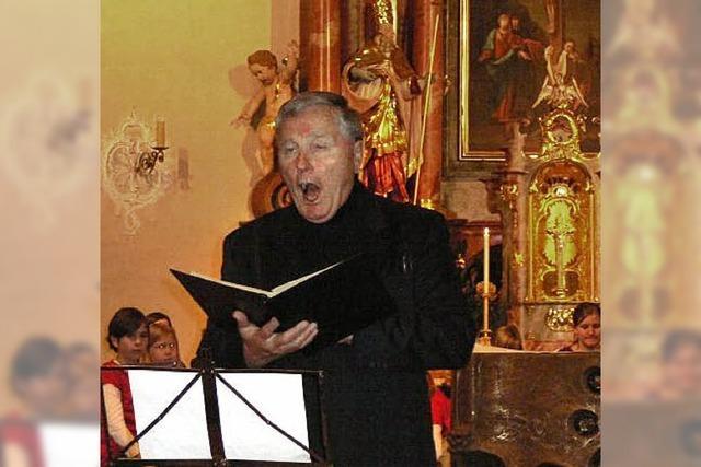 Ende 2011 soll Orgel erklingen
