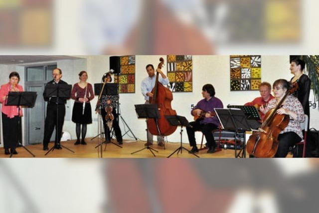 Volksmusik aus Venezuela und