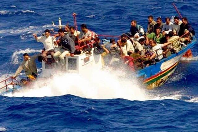 500 Flüchtlinge im Mittelmeer vermisst