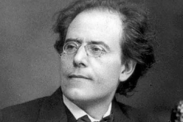 DEMNÄCHST: KLASSIK: Mahlers