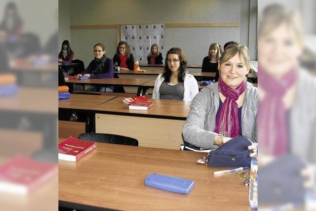Prüfungsstress für Schüler