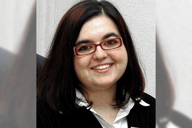 Neue Leiterin bei Volksbank