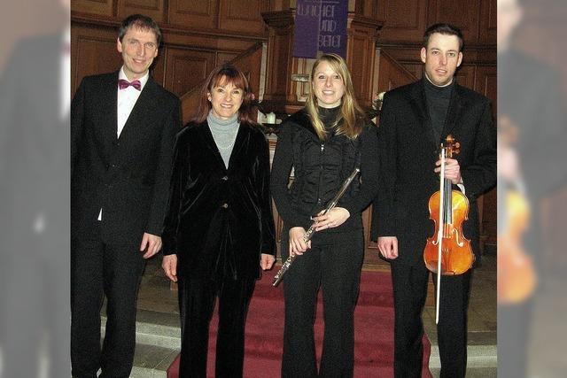 Beglückendes Kirchenkonzert