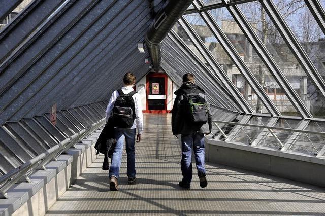 Das THG Freiburg wird saniert