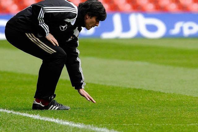 Deutsche Fußball-Nationalelf spielt heute in Wales