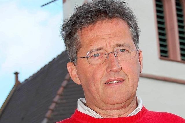 Nato-Gipfel: Bernhard Goetz aus Bickensohl ist Landespolizeipfarrer