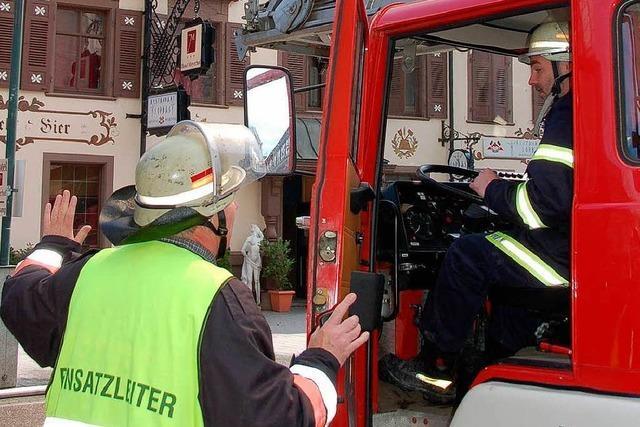 Arbeitsreicher Dienstag für die Feuerwehr
