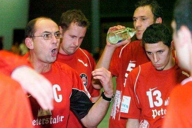 Roland Birnbreier wird neuer Trainer