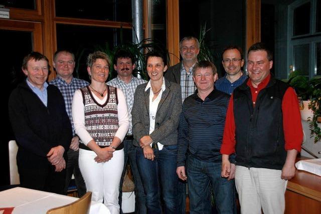 Zehn Kandidaten für Kommunalwahl