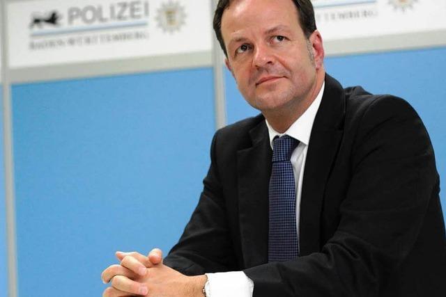 Nato-Gipfel: Ein Kenzinger ist das Sprachrohr der Polizei