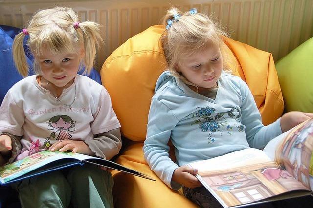 Kinderbetreuung ausgebaut