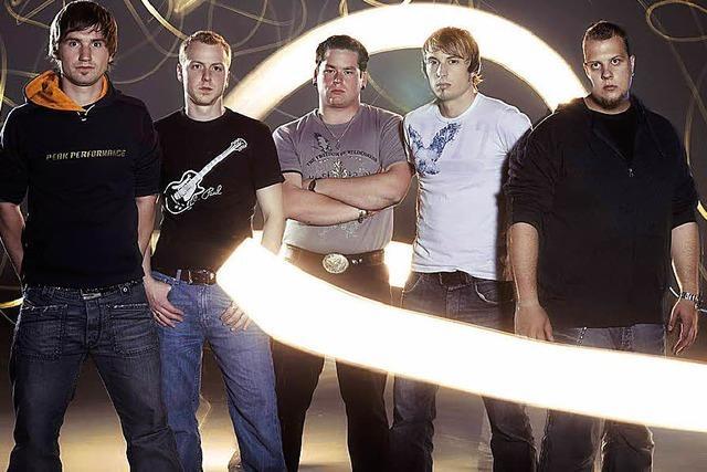 Rockzone mit MSC-Finalisten