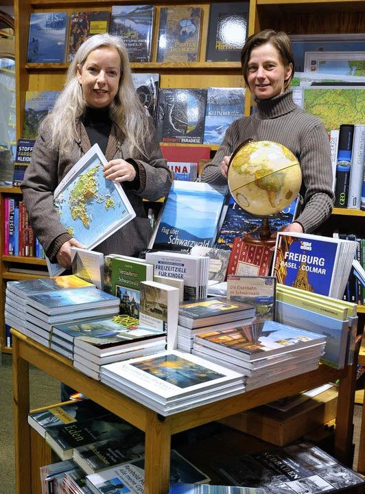 Die Geschäftsführerinnen: Kathrin von Malchus (links) und Bianka Möllendorf  | Foto: thomas kunz