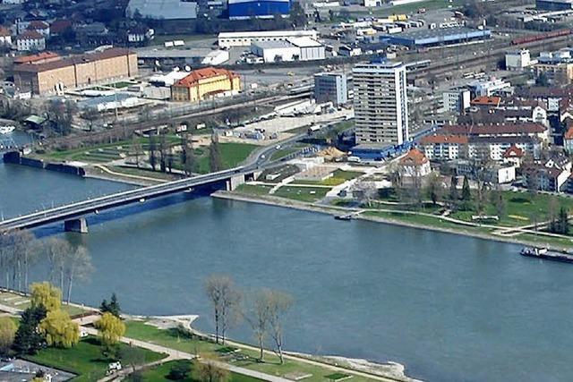 Die Europabrücke ist am Samstag geöffnet