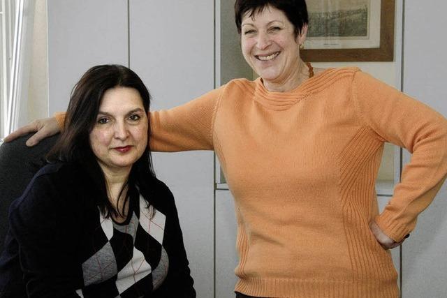 Die Frauen im Vorzimmer des Bürgermeisters