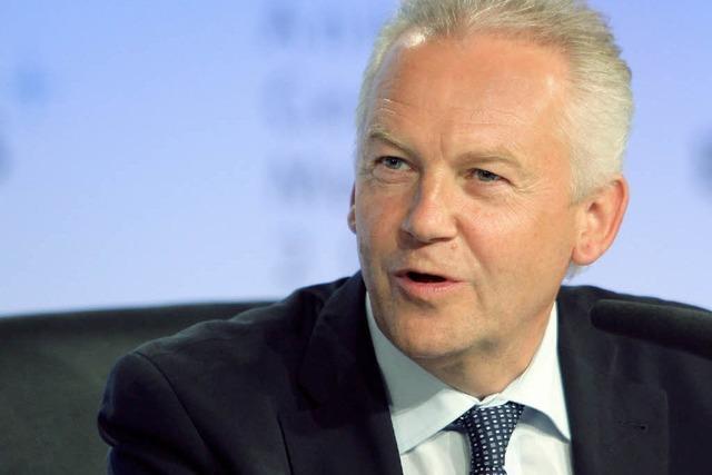 Daimler-Manager Grube soll Bahnchef werden