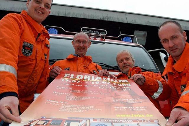 Feuerwehr stellt Jubiläumsprogramm vor