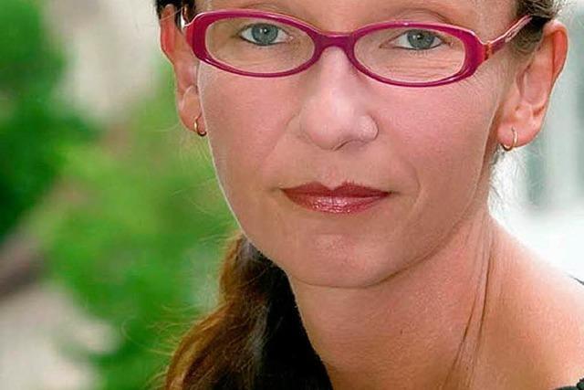 Krimi-Autorin Uta-Maria Heim: