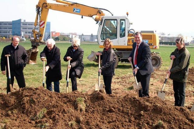 Kenzingen schafft Platz für Gewerbe