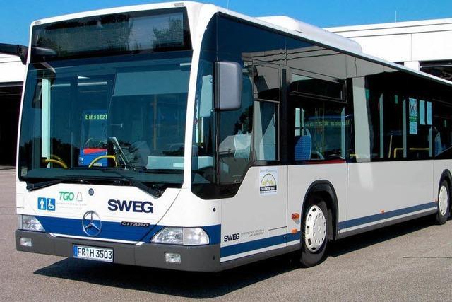 Busse sollen öfter fahren
