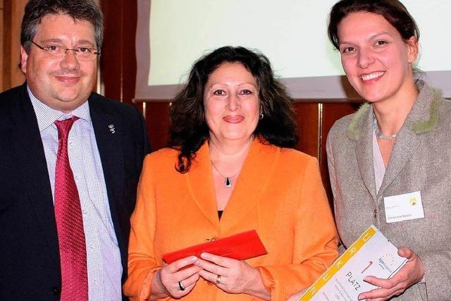 Gisela Benz-Boch beliebteste Gastgeberin
