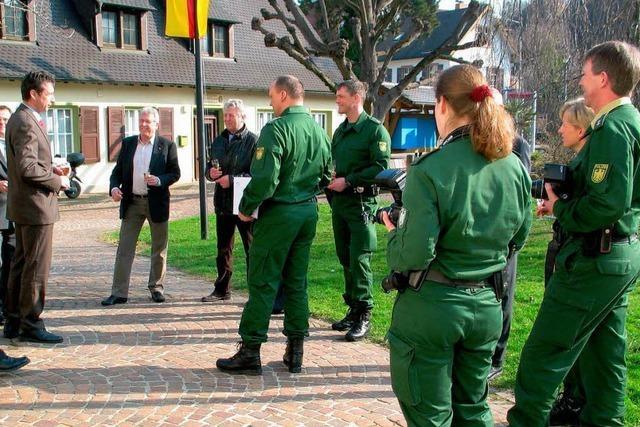 Polizisten aus Ratzeburg logieren im Kurort