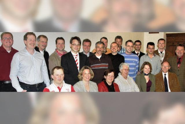 24 CDU-Kandidaten werben um Vertrauen