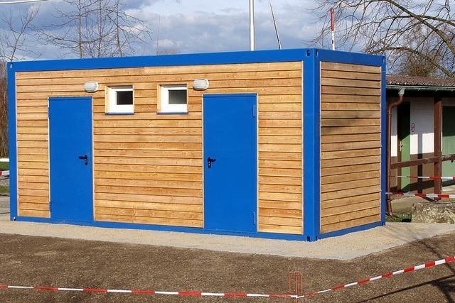 Neue Toiletten bieten mehr Komfort