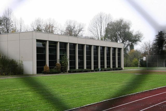 THG-Sporthalle profitiert vom Konjunkturprogramm