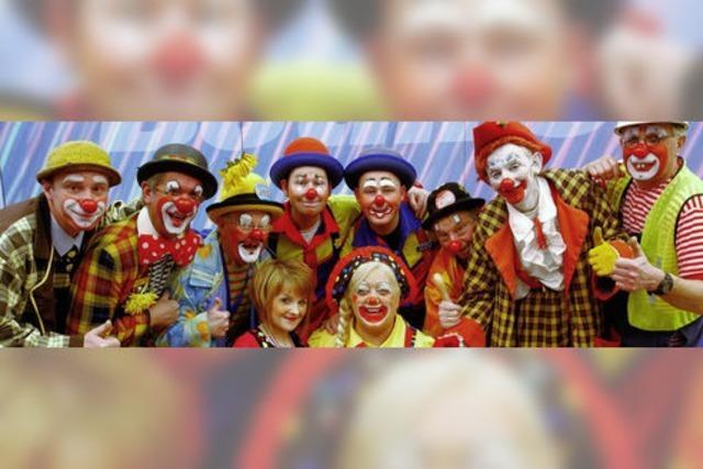 Clowns, Superhelden und die Königin