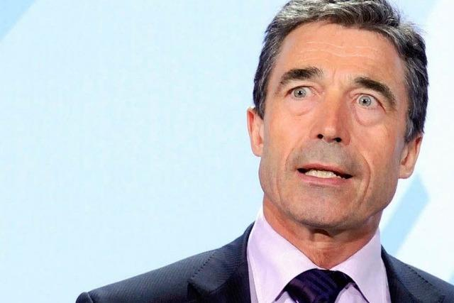 Rasmussen wird Nato-Generalsekretär